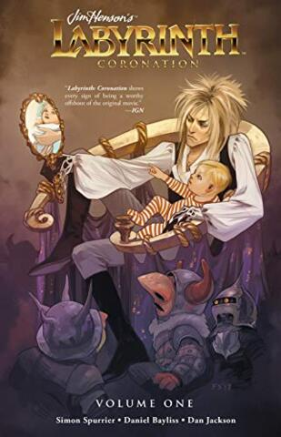 Jim Hensons Labyrinth: Coronation, Vol. 1
