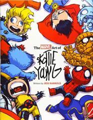 The Marvel Art of Skottie Young (Oversize)
