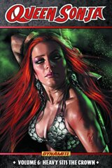 Red Sonja - Queen Sonja, Vol. 6: Heavy Sits the Crown