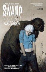 Swamp Thing by Brain K. Vaughan, Vol. 2