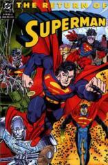Superman, The Return of