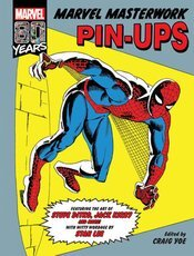 Marvel Masterwork Pin Ups