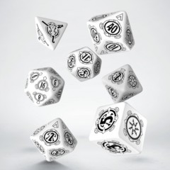 Pathfinder Shattererd Star Dice Set (7)