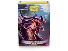 Dragon Shield Sleeves - Art Classic Carnax (Box Of 100) - Limited Edition