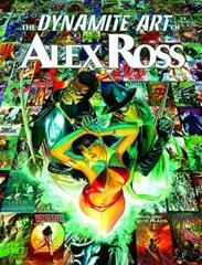 The Dynamite Art of Alex Ross (Oversize)