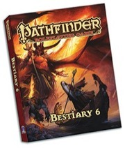 Pathfinder Roleplaying Game: Bestiary 6 (Pocket Edition)
