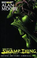 Swamp Thing, Saga of the, Vol. 6 (Alan Moore)