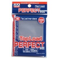 KMC Top Load inner sleeve (100ct)