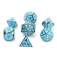 RPG Gothica Set - Sinister Blue