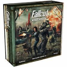 Fallout: Wasteland Warfare - Two-Player Starter Set