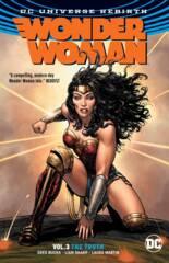 Wonder Woman: The Truth Vol. 3