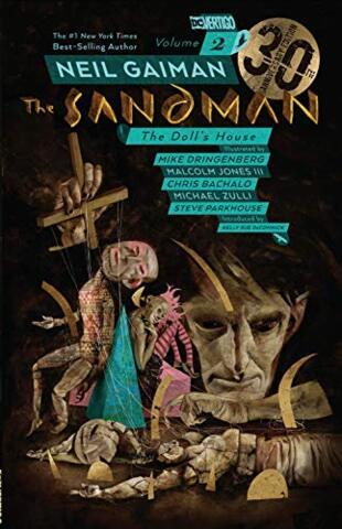 Sandman 30th Anniversary, Vol. 2: The Dolls House
