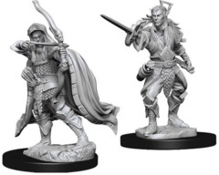 D&D Unpainted Minis - Elf Rogue (Male)