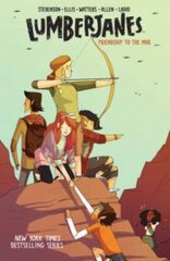 Lumberjanes: vol 2, Friendship to the Max
