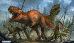Playmat- Dinosaurs