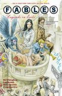 Fables, Vol 1, Legends in Exile