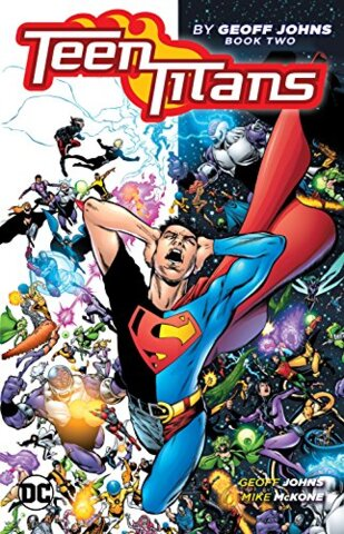 Teen Titans by Geoff Johns, Book Two
