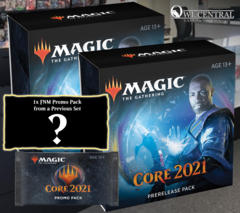 Core Set 2021 Stay at Home Sealed Special
