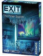 Exit the game The polar Station