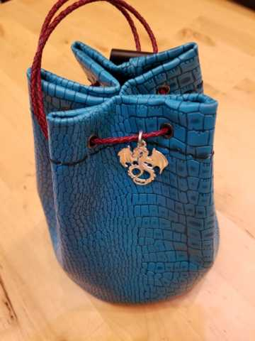 Dragon Hide Dice Bag - Large