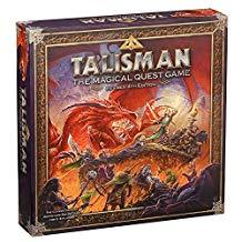 Talisman: The Magical Quest Game, revised 4th edition