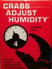 Crabs Adjust Humidity Volume four