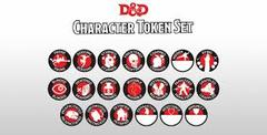 Character Token Set 5th Edition