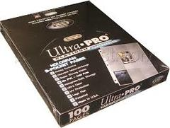 Ultra Pro 9-pocket Binder Sheets (100pk)