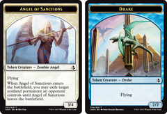Angel of Sanctions // Drake Token
