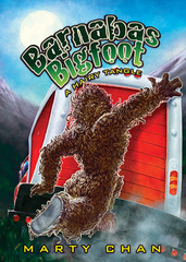 Barnabas Bigfoot - A Hairy Tangle