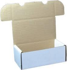 Card Storage Box - 550 Card