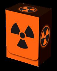 Legion Deckbox - Iconic Radiation