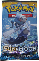 Pokemon Sun & Moon: Booster pack