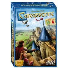 Carcassonne 2.0 Base game