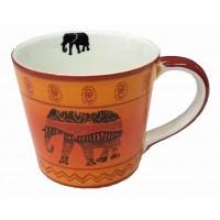 Africa Style Mug