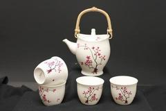 Cherry Blossoms Tea Set