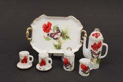 Children's Mini Tea Set: Poppy