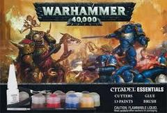 Warhammer 40k Citadel Essentials