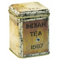 Tin - 50g Tea Chest