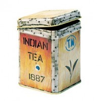 Tin -  100g Tea Chest