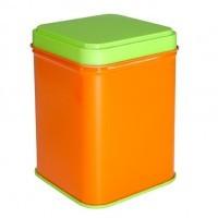 Tin - 100g Orange