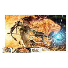 Song of Flame & Fury Playmat