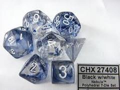 CHx27408 Nebula Black / White