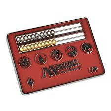Abacus Life Counter - Red