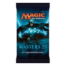 Masters 25 Booster Pack