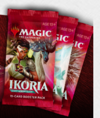 Ikoria: Lair of Behemoths Collector Booster Pack