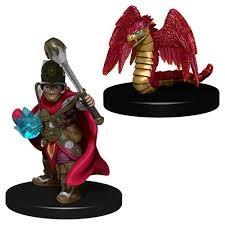 Wardlings: Boy Cleric with Winged Snake