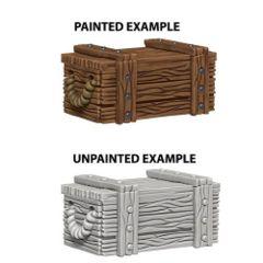 Deeo Cuts: Crates
