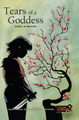 Tears of a Goddess Graphic Novel Game