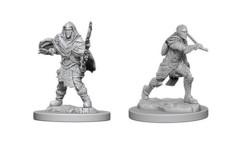 Nolzure's Marvelous Miniatures: Elf Fighter Male